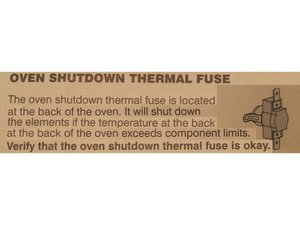thermal fuse