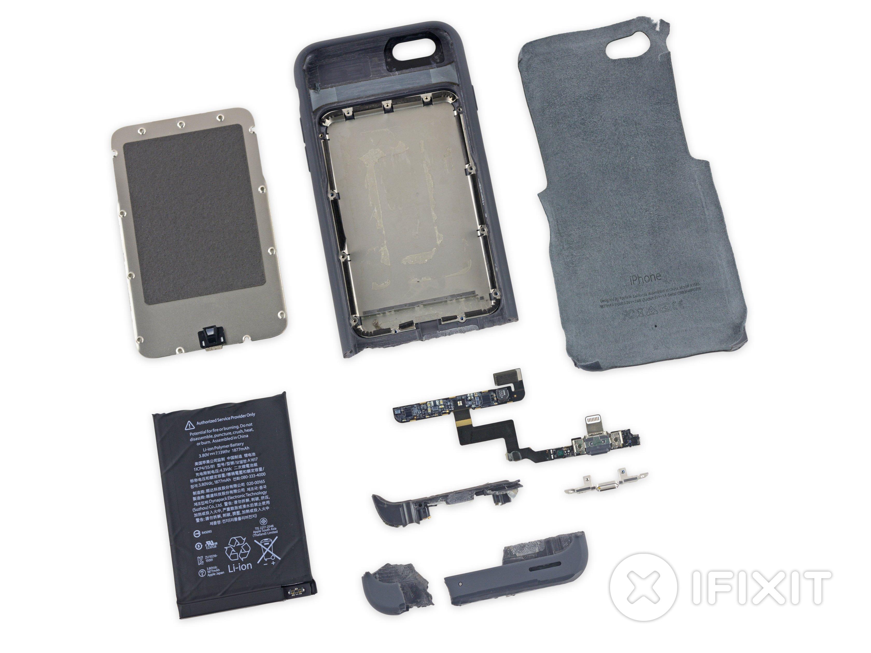 huge selection of 00f0d 59107 Smart Battery Case Teardown - iFixit