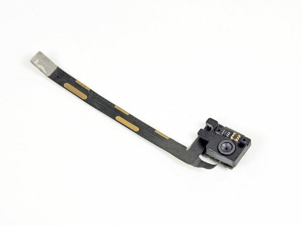 iPad 2 Wi-Fi EMC 2415 Front Facing Camera Replacement