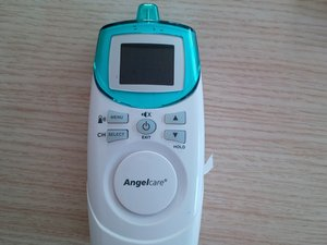 Angelcare AC401 Baby Monitor Disassembly