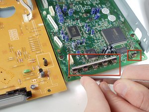 How to check or clean Samsung DVD-P230 buttons