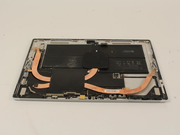 Microsoft Surface Pro 5 Heat Sink Replacement