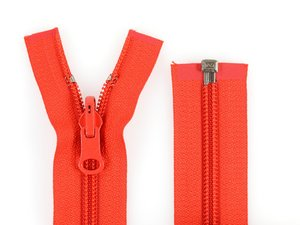 Reversible Coil Zipper