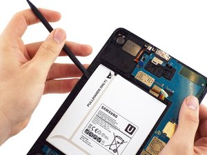 Samsung Galaxy Tab A Battery Replacement