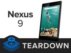 Заглянем внутрь планшета Google Nexus 9