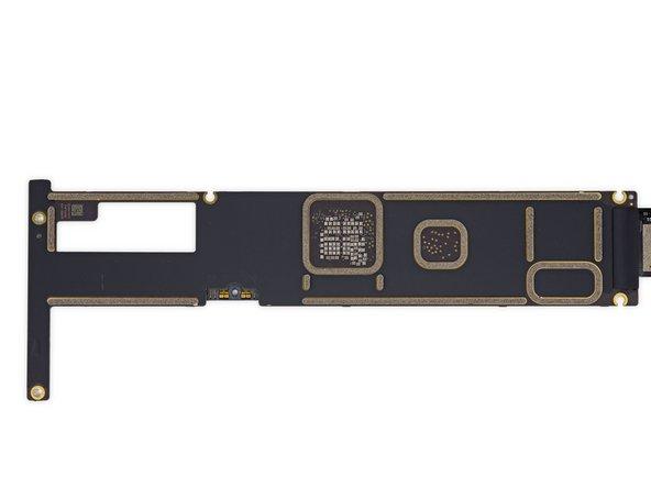 Image 2/2: SK Hynix H9HCNNNBTUMLNR-NLH 16 Gb (2 GB) LPDDR4 RAM (2 GB × 2 = 4 GB total)