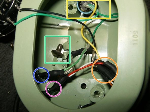 Here is the complete wiring