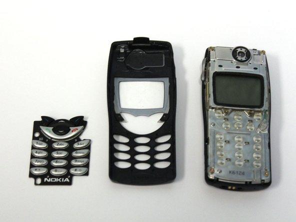 Nokia 8290 Keypad Replacement