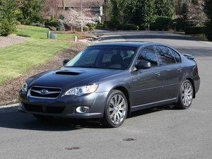 2005-2009 Subaru Legacy Repair
