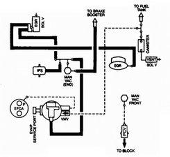 Solved Vacuum Actuator Pipe Diagram 1998 2004 Ford Focus Ifixit