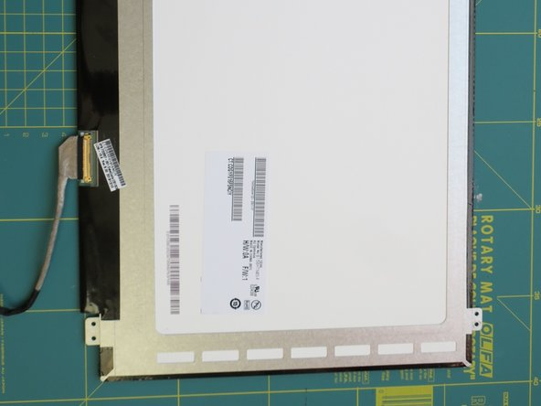 Image 2/2: My Display is marked with '''720557-001'''. This corresponds to the'' No Touch, Full HD ''Spare Part number in the Manual I have linked on the front page of this guide. I ordered mine from an ebay-dealer in the UK for 85€ incl. shipping. The name of the company is REQUIRE-IT and the delivered fast and the display is working.