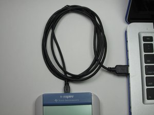 Connecting TI-Nspire to a Computer