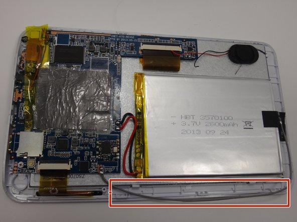 Azpen A720 wifi antenna