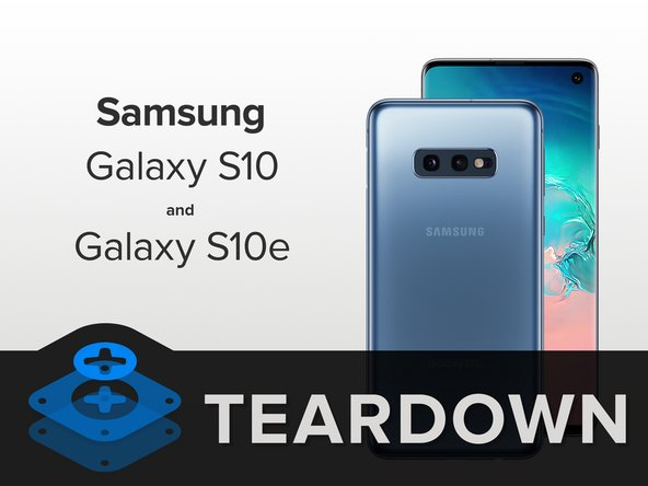 "What exactly puts the ""e"" in S10e, and keeps it out of the S10? Let's see if the specs tell us anything:"