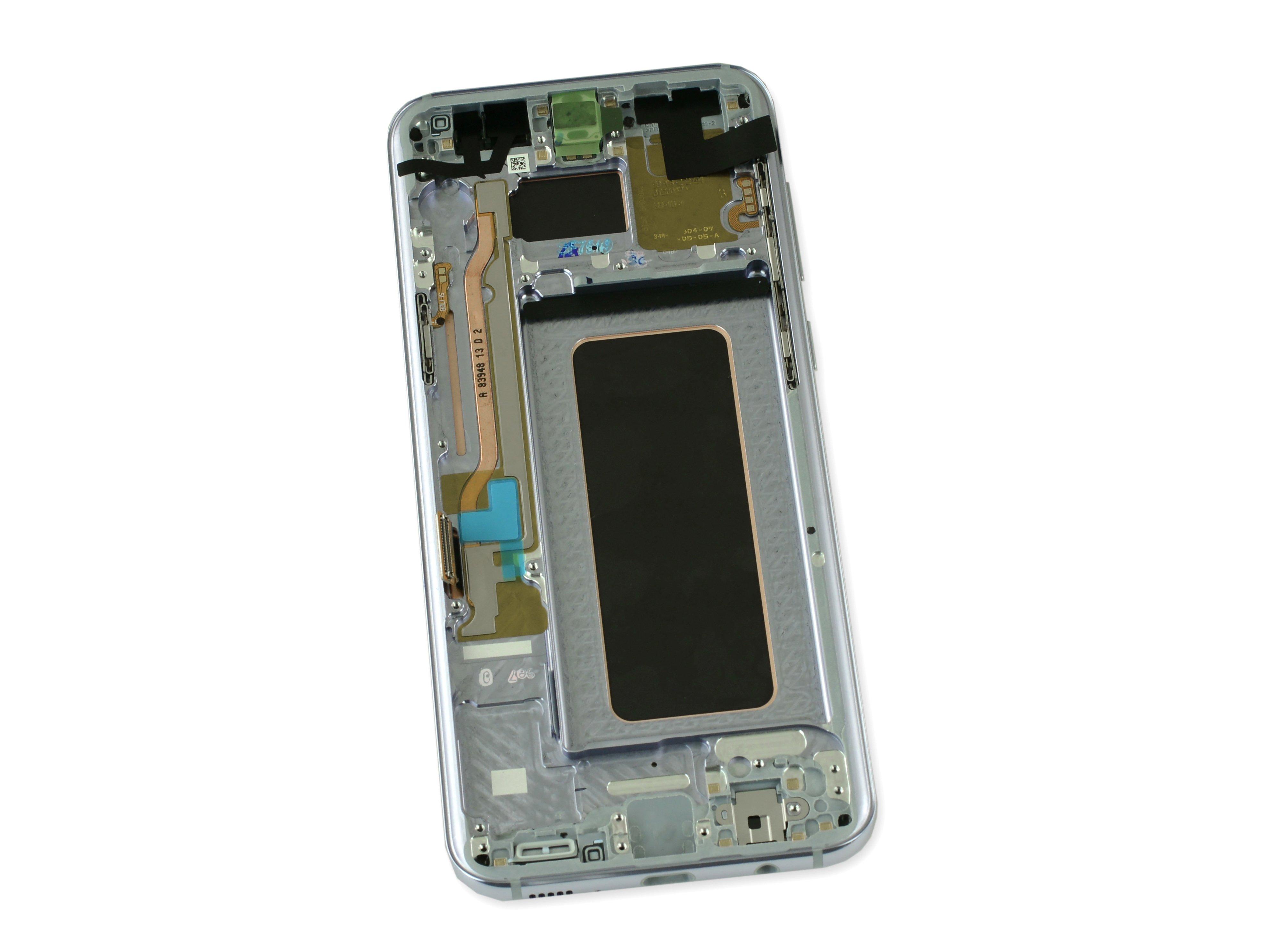 Samsung Galaxy S8 Plus Displayeinheit Mit Rahmen Austauschen Ifixit Reparaturanleitung