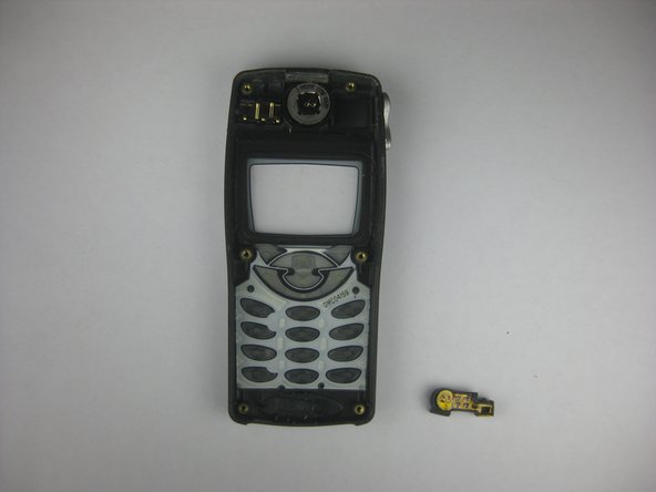 Nokia 8260 Microphone Replacement