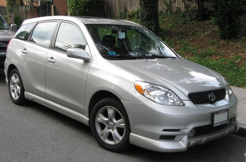 2003 2008 Toyota Matrix Repair 2003 2004 2005 2006