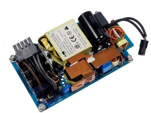 Power Supply - short cut method avoids removing logic board