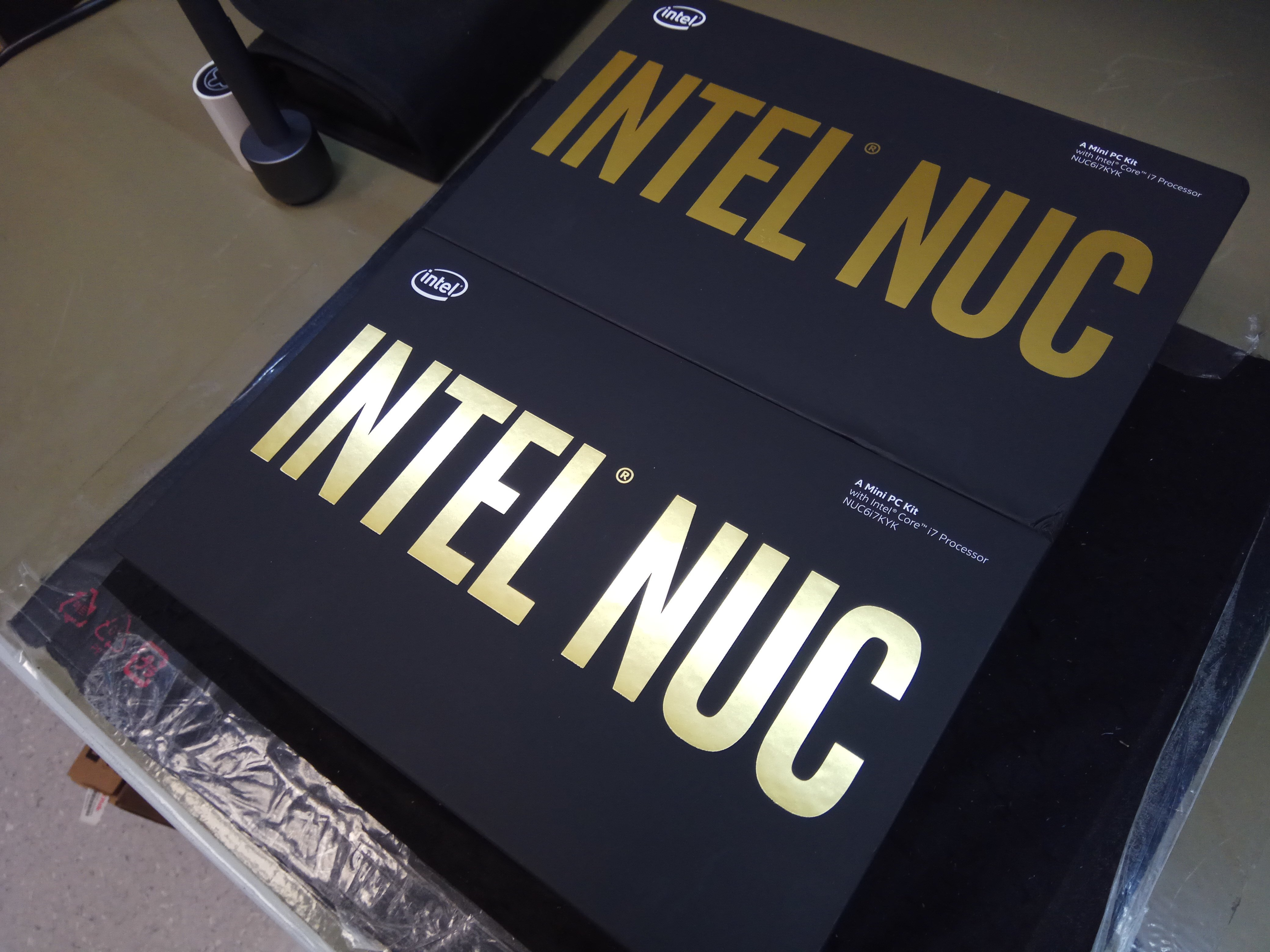 Intel NUC6i7KYK Teardown - iFixit