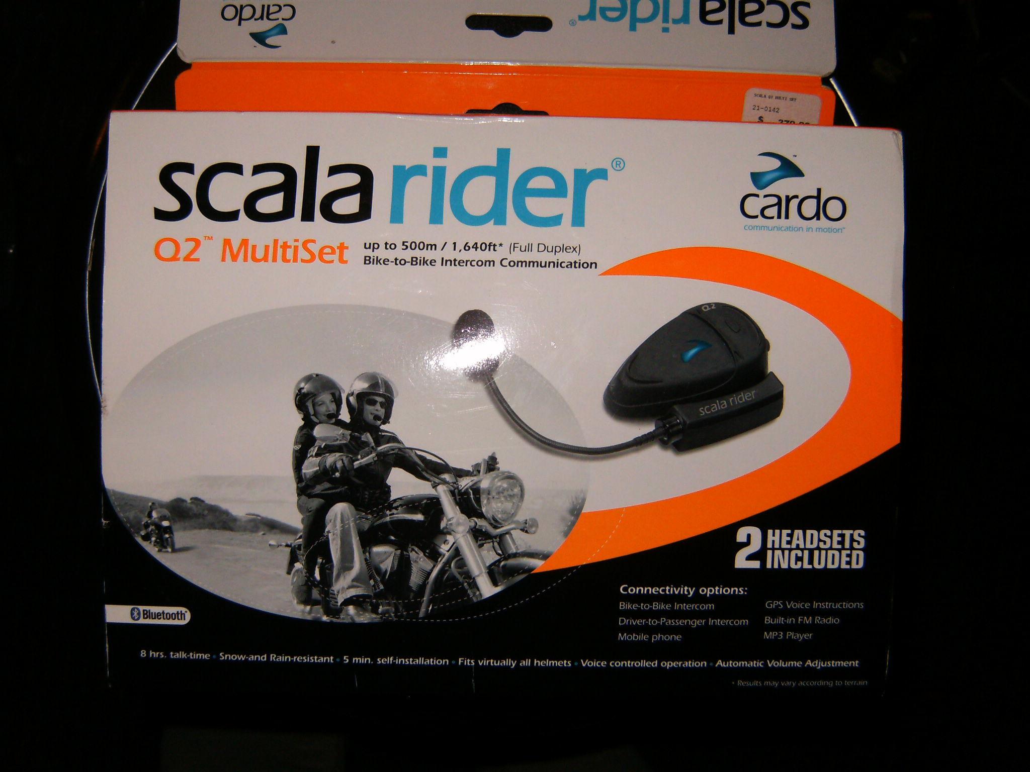 Scalarider q2 multiset pro manual english | bluetooth.