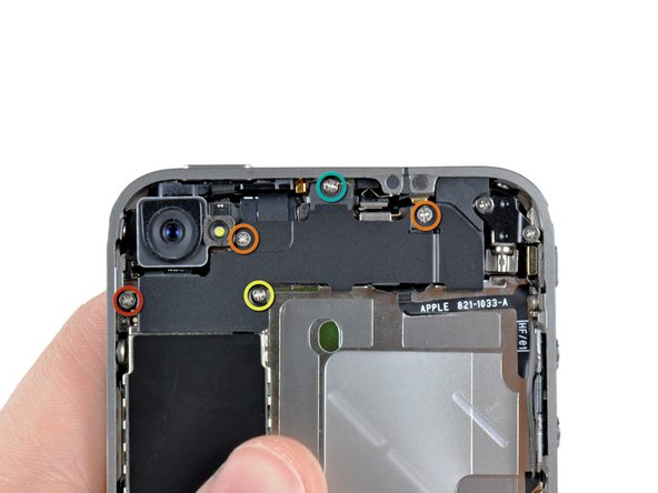 iPhone 4 Wi-Fi Antenna Replacement - iFixit Repair Guide on