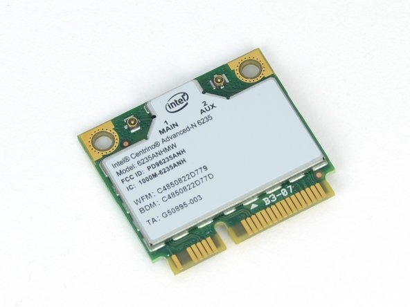 Image 2/3: Intel [https://chipworks.secure.force.com/catalog/ProductDetails?sku=INT-82549MDE|82549MDE] Wi-Fi controller