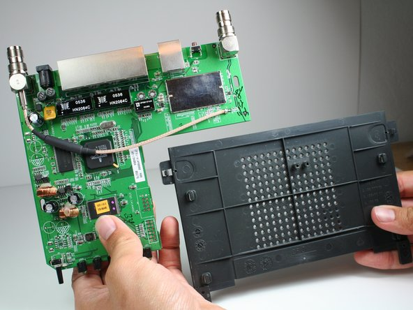 Linksys WRT54G Motherboard Replacement