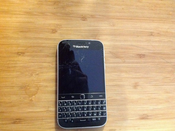Blackberry Classic  digitizer Replacement