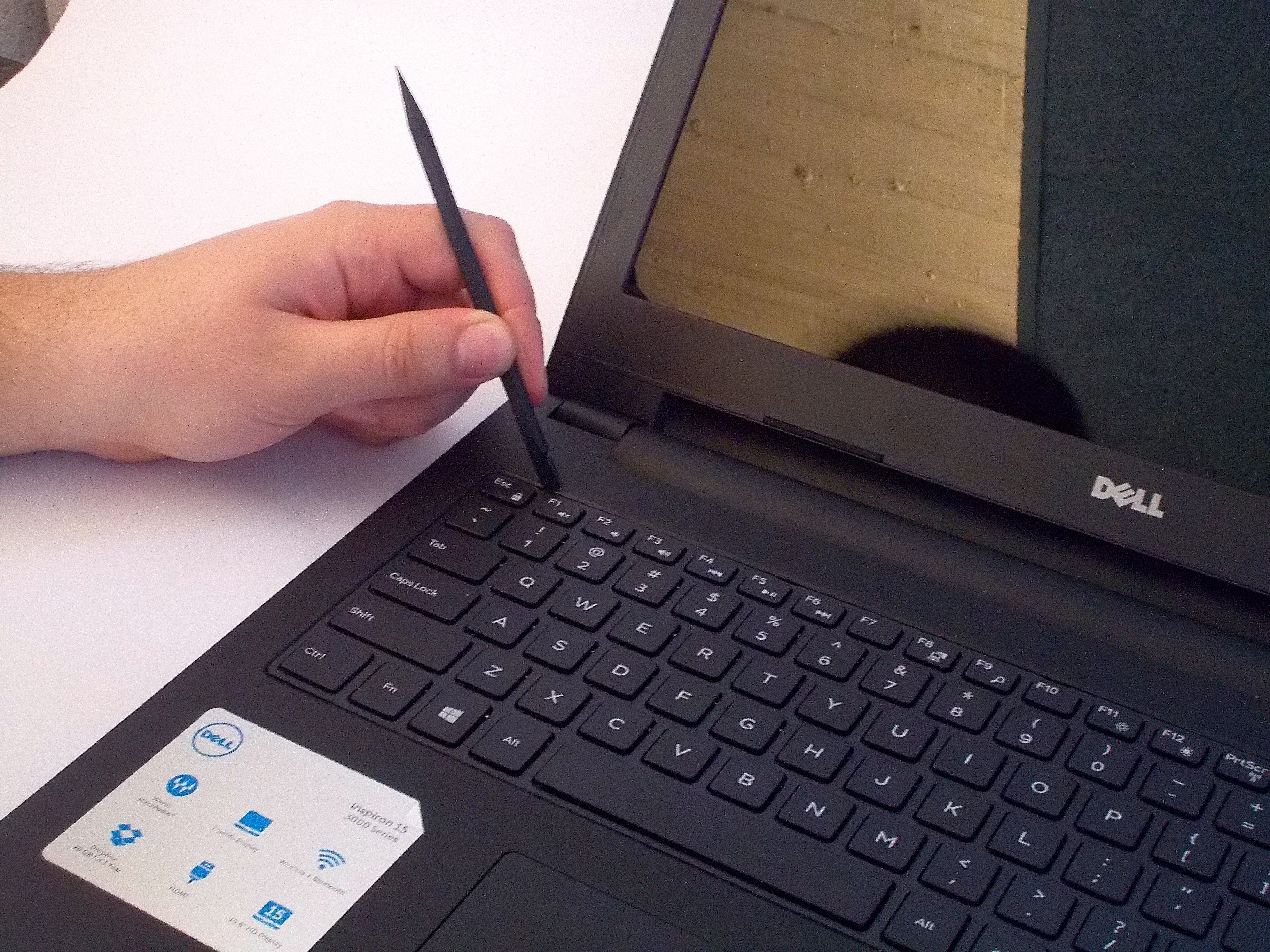 Dell Inspiron 15 3541 Keyboard Replacement - iFixit Repair Guide