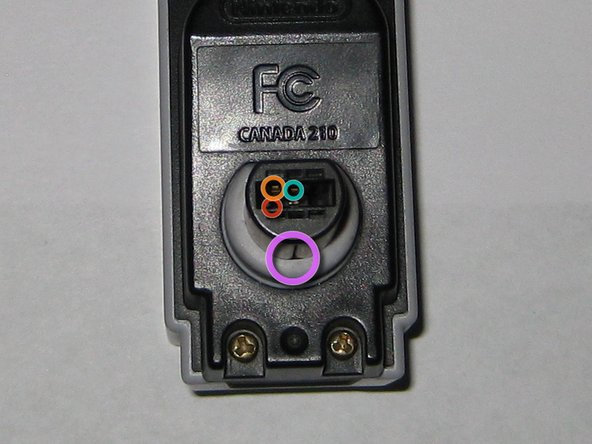 Image 1/1: Brown: Ground (pin 3 on cable)