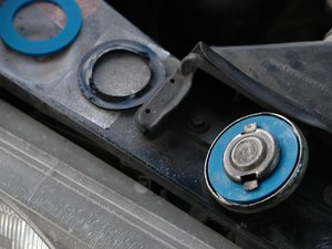 Fuel Cap and Oil Cap Seal