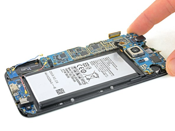 Samsung Galaxy S6 Home Button Replacement - iFixit Repair Guide