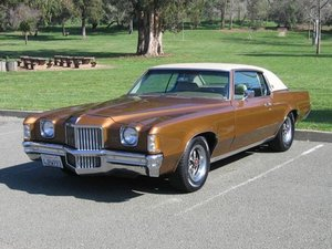 1969-1972 Pontiac Grand Prix Repair
