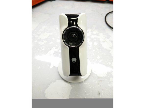 Despiece de cámara IP-116 Chuango