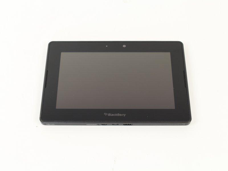 Blackberry Playbook Troubleshooting - iFixit
