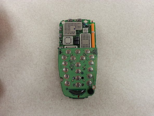 Motorola i1000plus Keypad Circuit Board Replacement