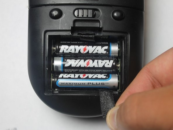 DYMO LabelPOINT 100 Battery Replacement