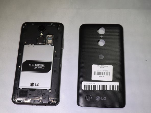 LG Fortune Motherboard Replacement - iFixit Repair Guide