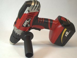 Skil X-Drive 18V Cordless Drill Model No. 2887 Repair