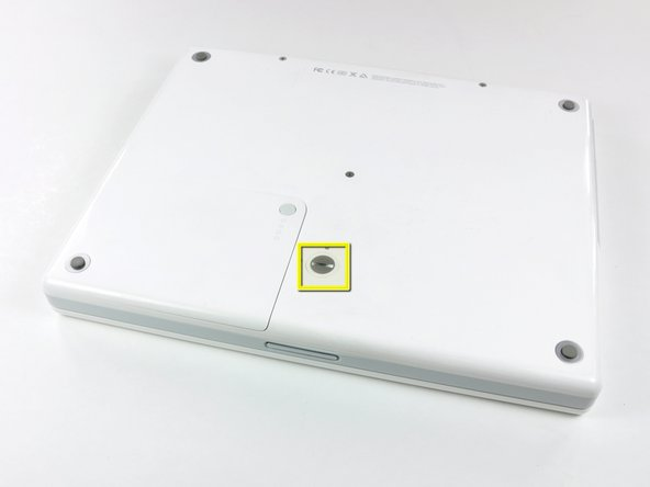 "iBook G4 14"" 1.42 GHz Battery Replacement"