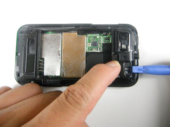 Motorola Defy XT SD Card Replacement
