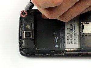 HTC Desire Speaker