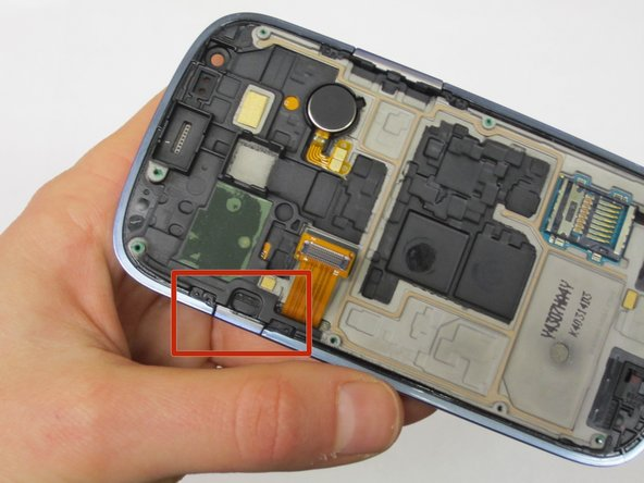 Samsung Galaxy SIII Mini VE Power Button Replacement