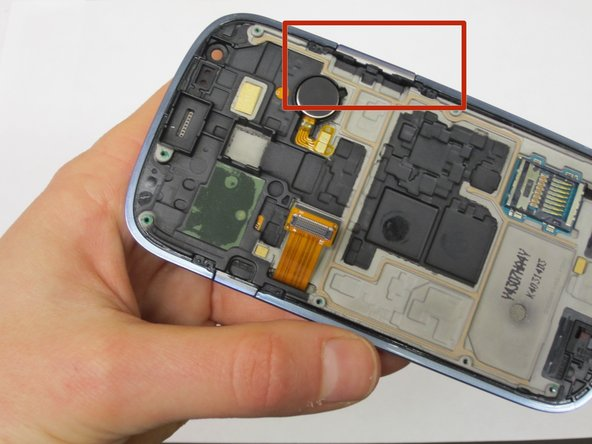 Samsung Galaxy SIII Mini VE Volume Button Replacement