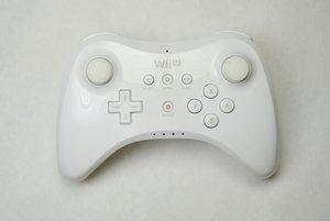 Nintendo Wii U Pro Controller Repair