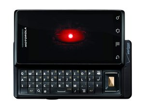 SOLVED: screen black still recieves calls - Motorola Droid 1