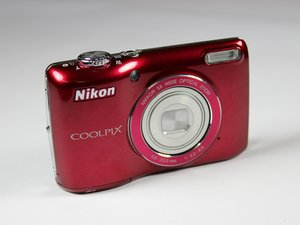 Nikon Coolpix L26 Repair