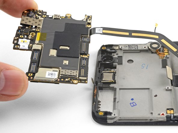 OnePlus 5 Hauptplatine austauschen