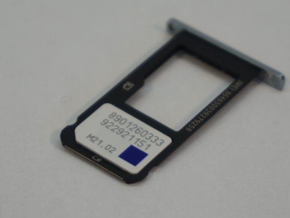 ZTE Blade Z Max SIM Card Replacement