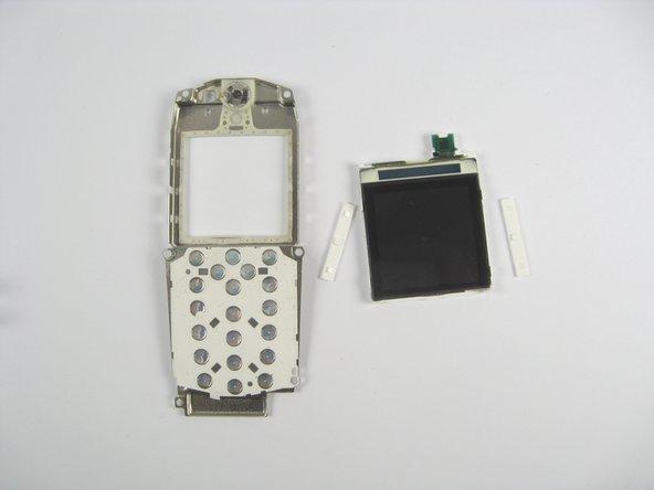 Disassembling Nokia 3100b Speaker